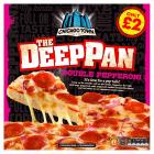 Chicago Town Deep Pan Pepperoni Pizza PM £2