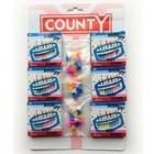 County Cake Candles & Holders