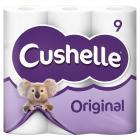 Cushelle White Toilet Roll