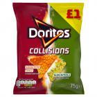 Doritos Collisions Habanero and Guacamole PM £1