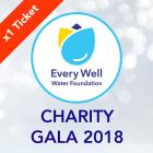 Every Well Charity Event - 1 Ticket