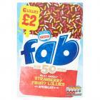 Fab Strawberry PM £2.00