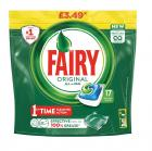 Fairy All In One Lemon PM £2.49