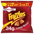 Smiths Frazzles Crispy Bacon PM 39p