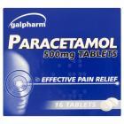 Galpharm Paracetamol Tablets
