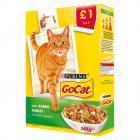 Go-Cat with Turkey & Veg PM £1