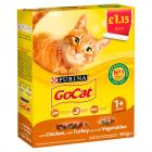 Go-Cat with Turkey & Veg PM £1.15