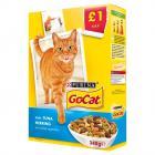 Go-Cat with Tuna & Herring PM £1