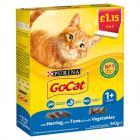 Go-Cat with Tuna & Herring PM £1.15