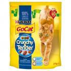 Go-Cat Crunchy & Tender Salmon and Tuna