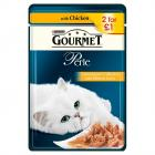Gourmet Perle Chicken Mini Filets in Gravy PM 2 For £1