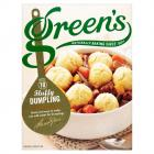 Greens Dumpling Mix PM 75p