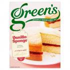 Greens Vanilla Sponge PM £1