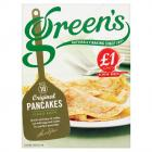 Green's Original Pancake Mix PM £1