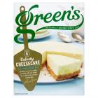 Greens Cheesecake