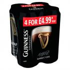 Guinness Draught Stout PM £4.99