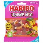 Haribo Funny Mix PM £1