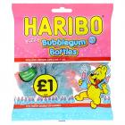 Haribo Fizzy Bubblegum Bottles PM £1