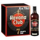 Havana Club 7 Year Old Dark Rum
