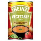 Heinz Vegetable Soup PM £1.09