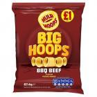 Hula Hoops Big Hoops BBQ PM £1