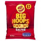 Hula Hoops Big Hoops Original PM £1