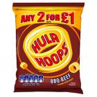 Hula Hoops BBQ Beef PM 2 for £1
