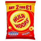 Hula Hoops Original PM 2 for £1