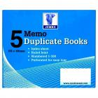 Jumbo Duplicate Book 105 x 125mm