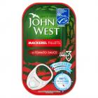 John West Mackerel in Tomato