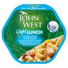 John West Light Lunch Italian