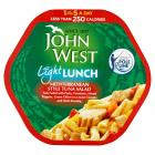 John West Light Lunch Mediterranean