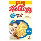 Kelloggs White Coco Pops PM £2.99