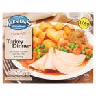 Kershaws Turkey Dinner PM £1.89