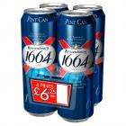 Kronenbourg 1664 PM 4 FOR £6.25