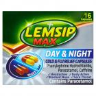 Lemsip Max Day & Night Capsules