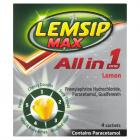 Lemsip Max All in One Lemon Sachet