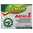Lemsip Max All in One Capsules