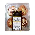 Macadams Butter Cream Cakes PM £1.69
