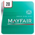 Mayfair King Size Green