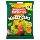 Maynards Midget Gems PM £1