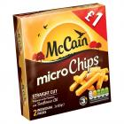 McCain 2pack Quick Micro Chips PM £1.09