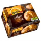 McCain 2 Ready Baked Jacket Potatoes