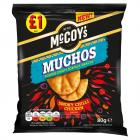 McCoys Muchos Smoky Chilli Chicken PM £1