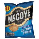 McCoys Salt & Vinegar PM £1