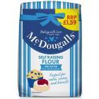McDougalls Self Raising Flour PM £1.59