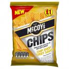McCoys Chip Shop Curry Sauce PM £1