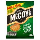 McCoys Cheddar & Onion Grab Bag