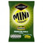 Jacobs Mini Cheddars Branston Pickle