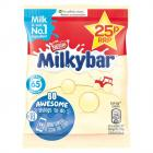 Milkybar Pieces Bag PM 25p